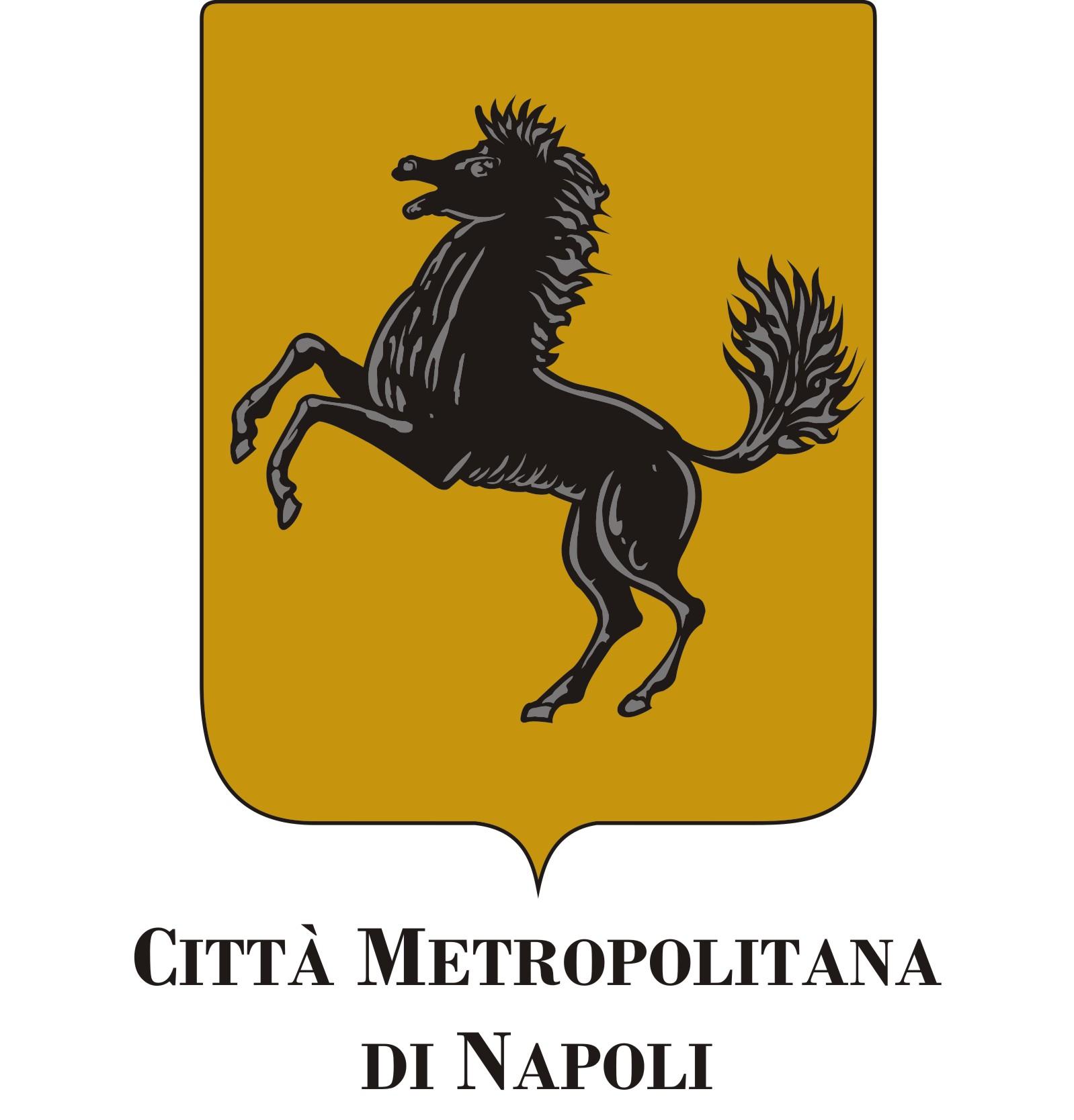 Stemma Città Metropolitana di Napoli